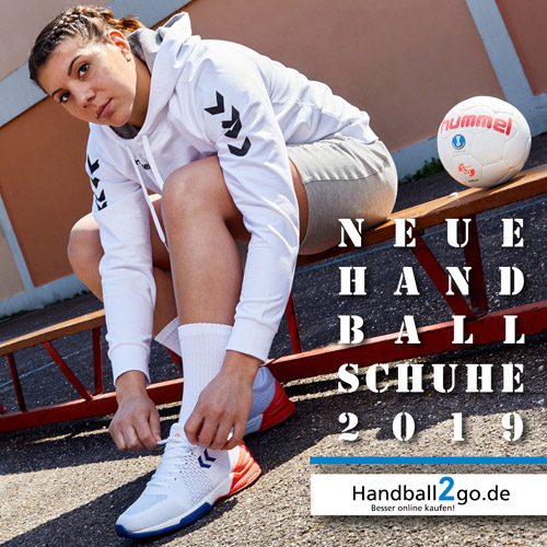 Neue Handballschuhe 2019