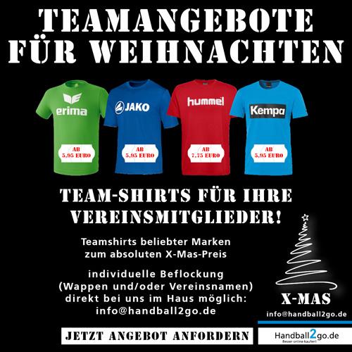 Handball Teamangebote 3