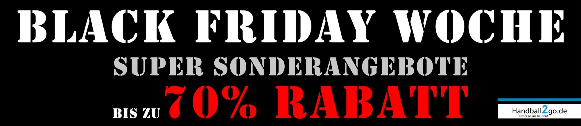 Handball2go Black Friday Week Deals