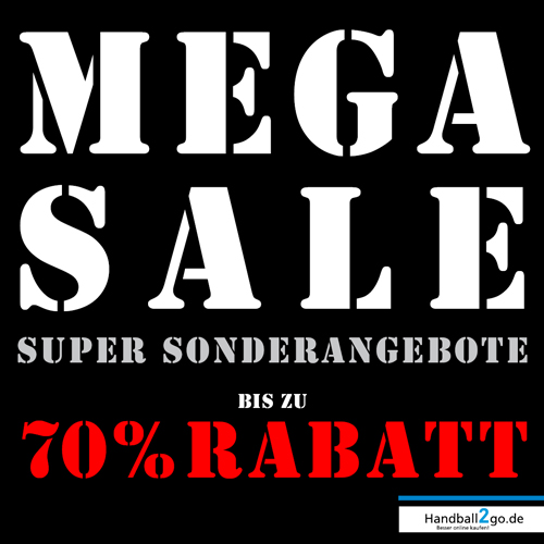 Handball Mega Sale