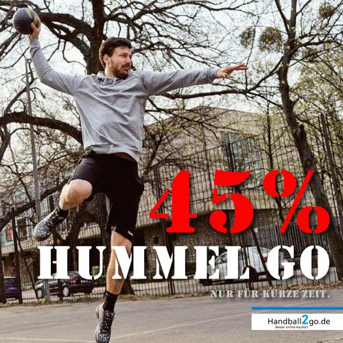 Hummel GO Kollektion 45% reduziert