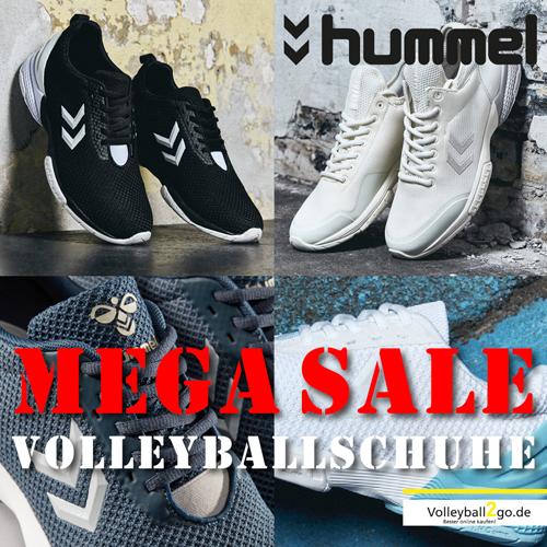 Hummel Volleyballschuhe stark reduziert