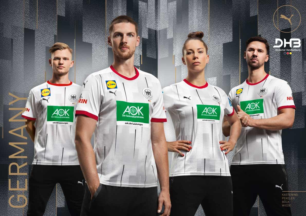 Puma DHB Handballtrikot 2020/21