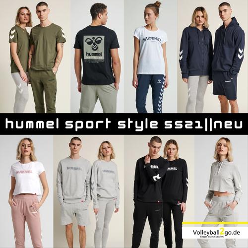 Hummel Sport Style SS21