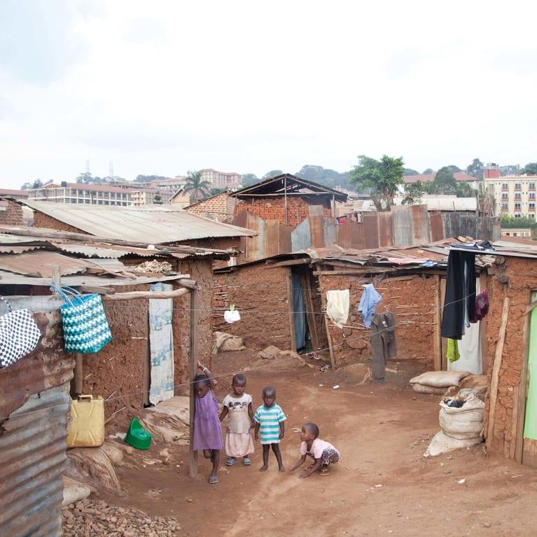 Para 2020, mil cuatrocientos millones de personas podrían estar viviendo en barrios marginales. Foto: Francesca Quirke/Tearfund