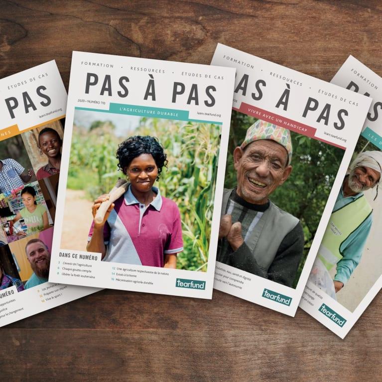 Magazine Pas à Pas