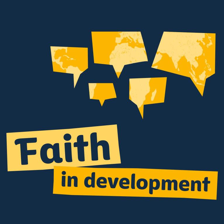 Faith in development - a podcast series