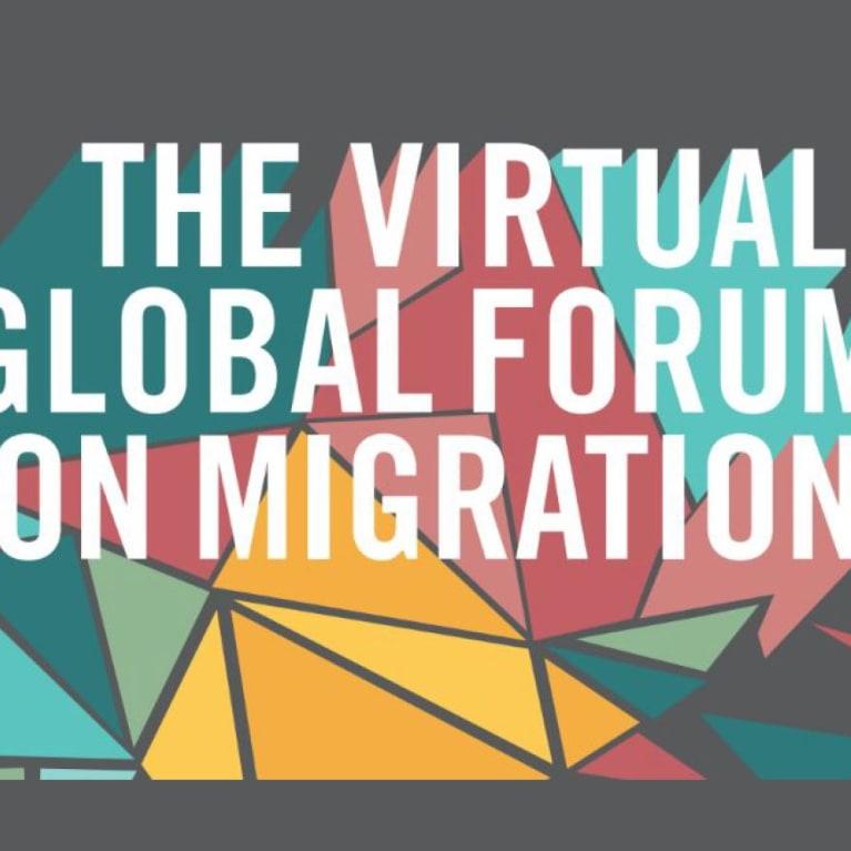Global forum on migration banner