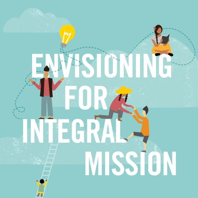 Cover of Envisioning for Integral mission