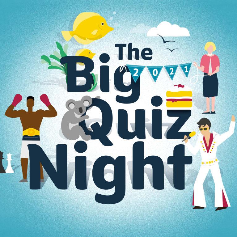 The Big Quiz Night 2021 - Tearfund