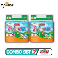 Goo.N Friend Pant - L.23pcs ( Combo Set 2 )