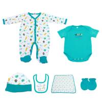 Baby Shalom 6pcs Gift Set (6-9Months)