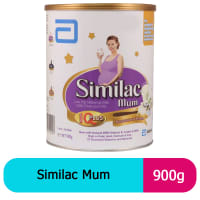 Similac Mum Eye-Q(IQ)Vanilla 900g