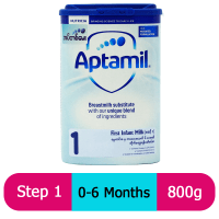 Aptamil First Infant Step 1 Milk Powder (0-6 months) 800g