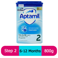 Aptamil Follow on Step-2 Milk Powder (6-12 months) 800g
