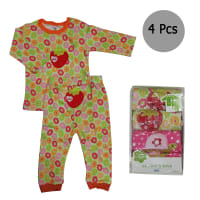 Carter's Love Girl Long set (4 pcs)