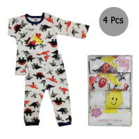 Carter's Love Boy Long set (4 pcs)