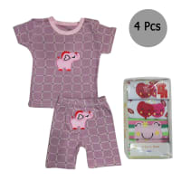Carter's Love Boy Short set (4 pcs)