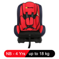 Kyarlay Car Seat (Red)