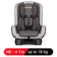 Kyarlay Car Seat (Grey)