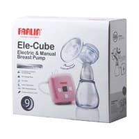 Ele-Cube(Electric & Manual Breast Pump)-AA-12002