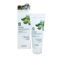 DABO Natural Rich Foam Cleanser Aloe (180ml)