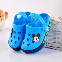 Disney Shoe (Light Blue)