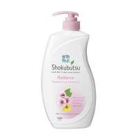 Shokubutsu Radiance Brightning & Whitening Sakura Leaf & Evening Primrose(900ml)