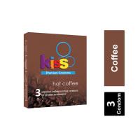 Kiss Hot Coffee Premium Condom ကြန္ဒံုး