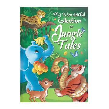 My Wonderful Collection of Jungle Tales