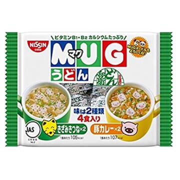 MUG Noodle (White) 1 Year +