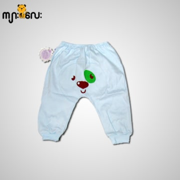 Baby Mommy NewBorn Interlok Color Pant Size-4 (6-9 M)