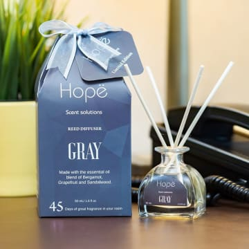 Hope - Limited Edition Reed Diffuser GRAY  (50ml)