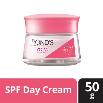 Ponds White Beauty Perfect Super Cream SPF15 50g