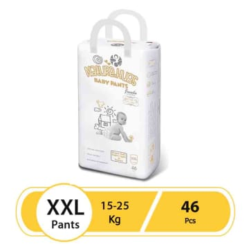 Nature Hugs Diaper Super Jumbo  XXL 46's