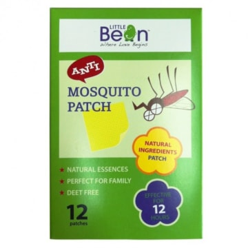 Little Bean Anti Mosquito Patch 12Pcs