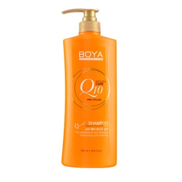 Q10 Shampoo 500ml Boya
