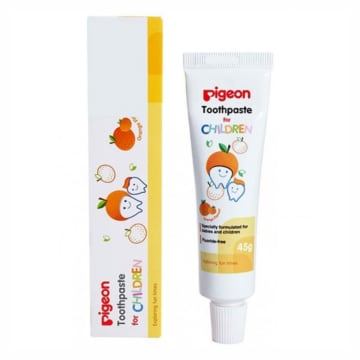 Pigeon Toothpaste for children Orange