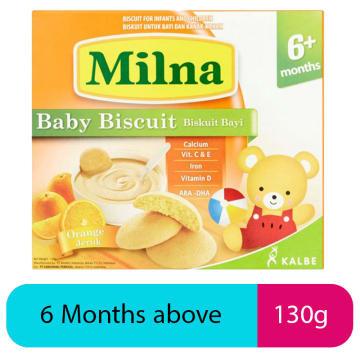 Milna-Baby Biscuit (Orange)