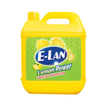 E-LAN Dishwashing Liquid Lemon 9kg