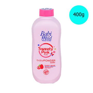 Babi Mild Sweety Pink Baby Powder (400 g)
