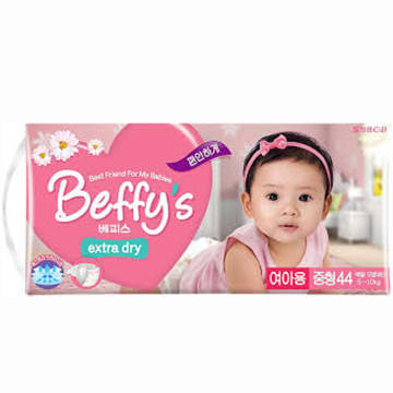 Beffy's Extra Dry M44 (Girl)
