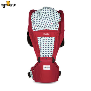Muelle Hip Seat (Red)