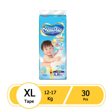 MamyPoko Tape- XL30 Pcs