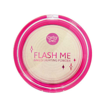 Cathy Doll  Flash Me Lighting Powder#2 Gloden Lights 8g