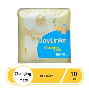 Joy Links Changing Mats (10mats)