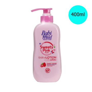 Sweety Pink Plus Lotion (400 ml )