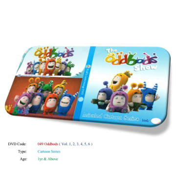 The Oddbods Show