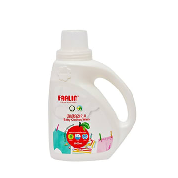 Farlin - Baby Clothing detergent 1000ml - CB-10007