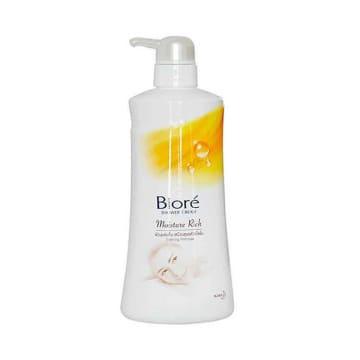 Biore Shower Cream Moisture Rich 550ml